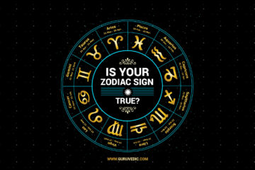 Is your Zodiac Sign True?